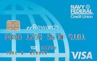 Navy Federal Credit Union nRewards® Secured Credit Card