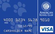 American Kennel Club Credit Card