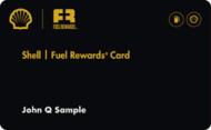 Shell Fuel Rewards Card