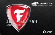 Firestone Complete Auto Care Credit Card