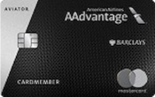 American Airlines AAdvantage® Aviator™ Silver Credit Card